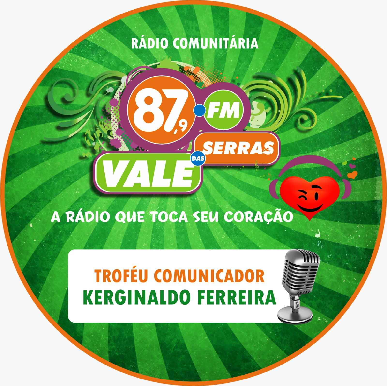 TROFÉU KERGINALDO FERREIRA