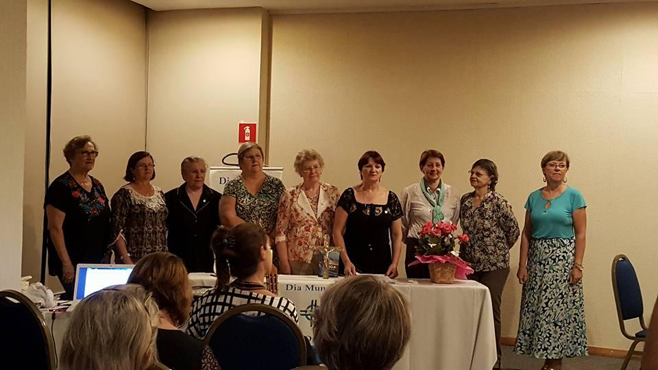 Participantes da XV Assembleia Ordinária - DMO Brasil