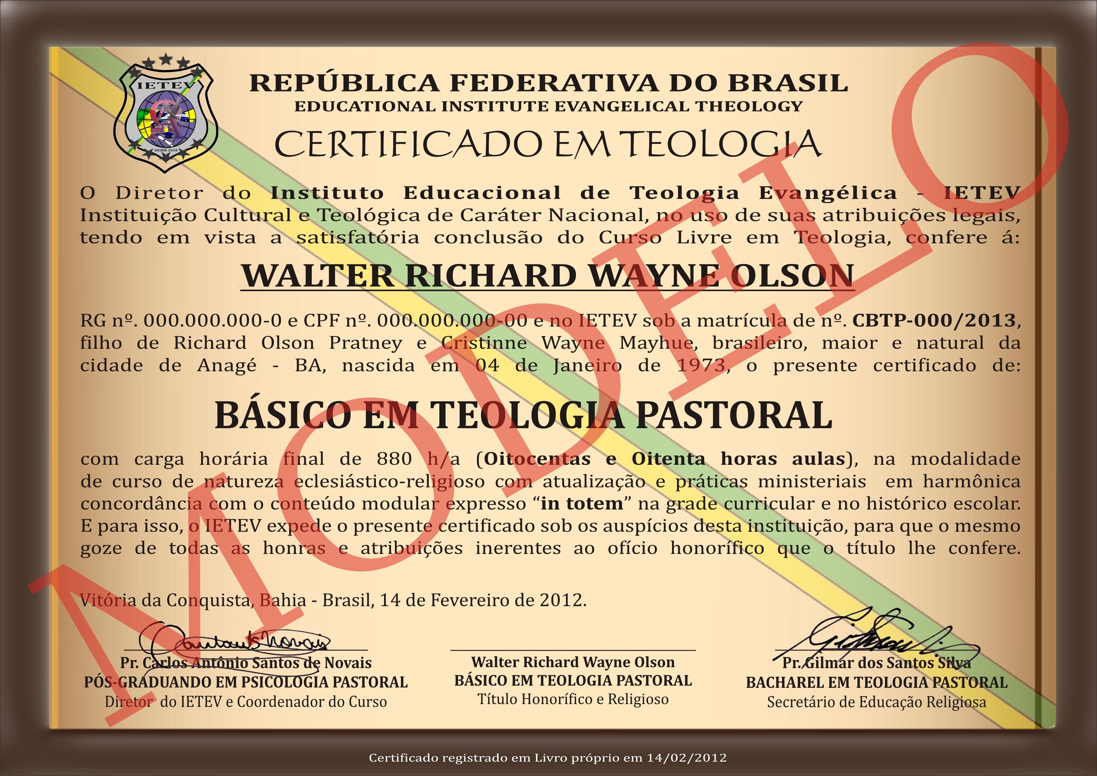 BÁSICO EM TEOLOGIA - MISSIOLOGIA