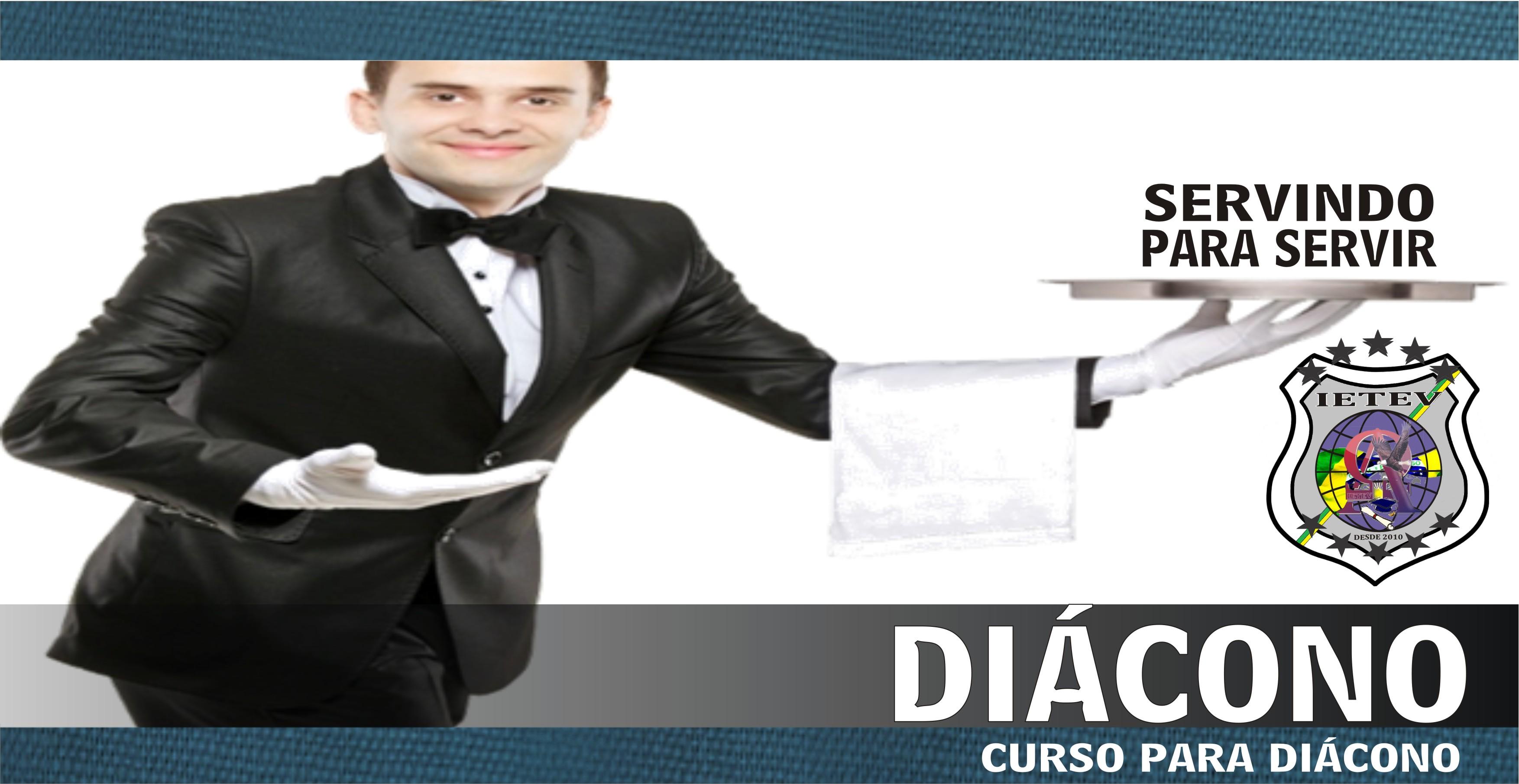 CURSO PARA DIÁCONO