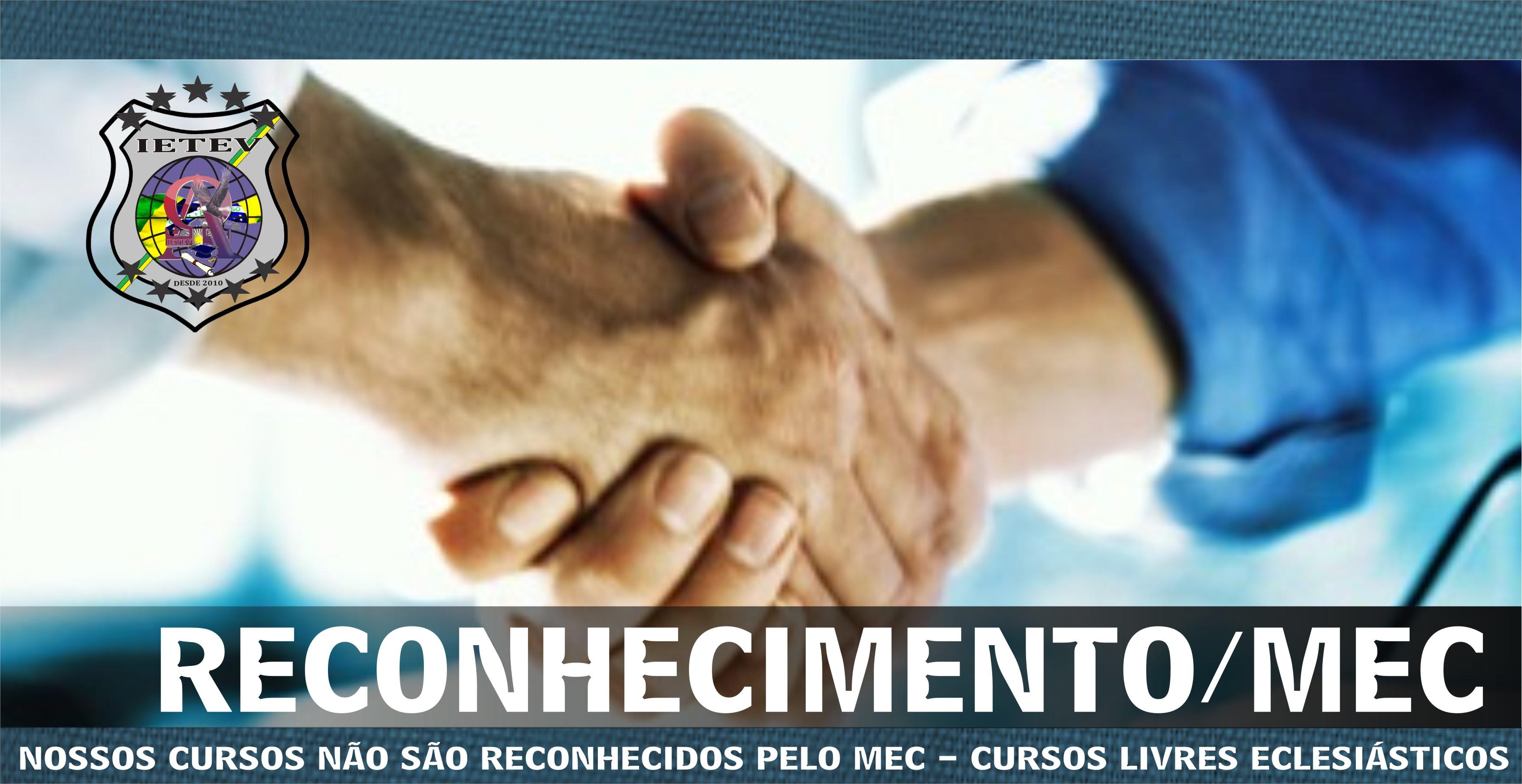 RECONHECIMENTO/MEC