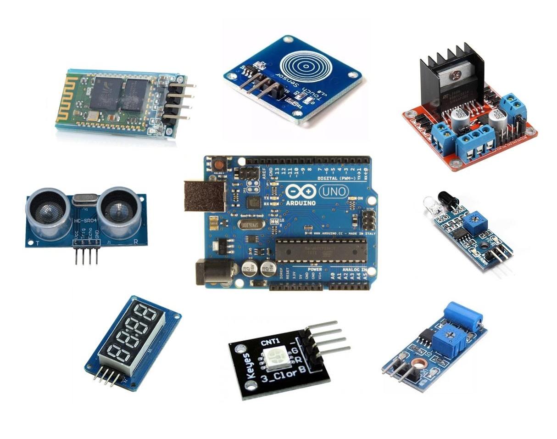 Arduinos e sensores