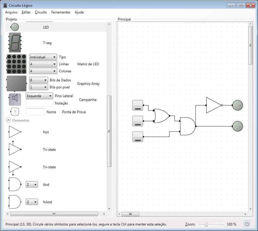 Logic Circuit Designer