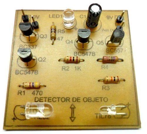 detector de objetos