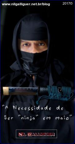 Nil Galliguer ninja o/
