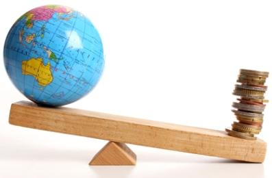 Na economia de mercado, os lucros privados são a prioridade