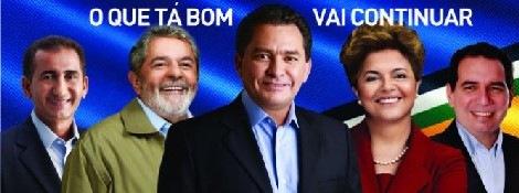 Lula e os candidatos na cadeia