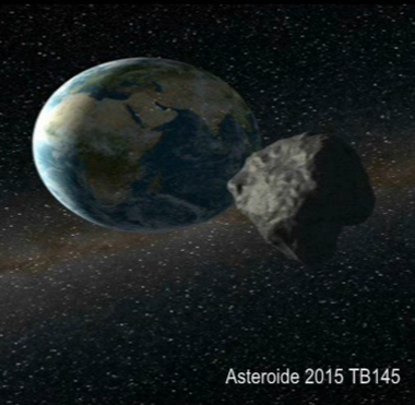 ASTEROIDE_2015_TB145