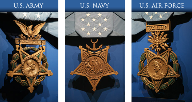Pentagrama invertido medalsofvalor