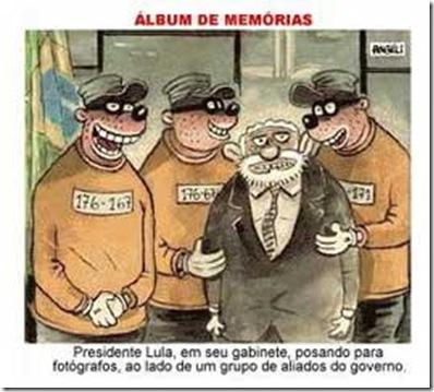 Lula e seus aliados