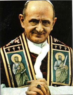 As heresias de Paulo VI