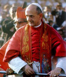 As heresias do Antipapa Paulo VI