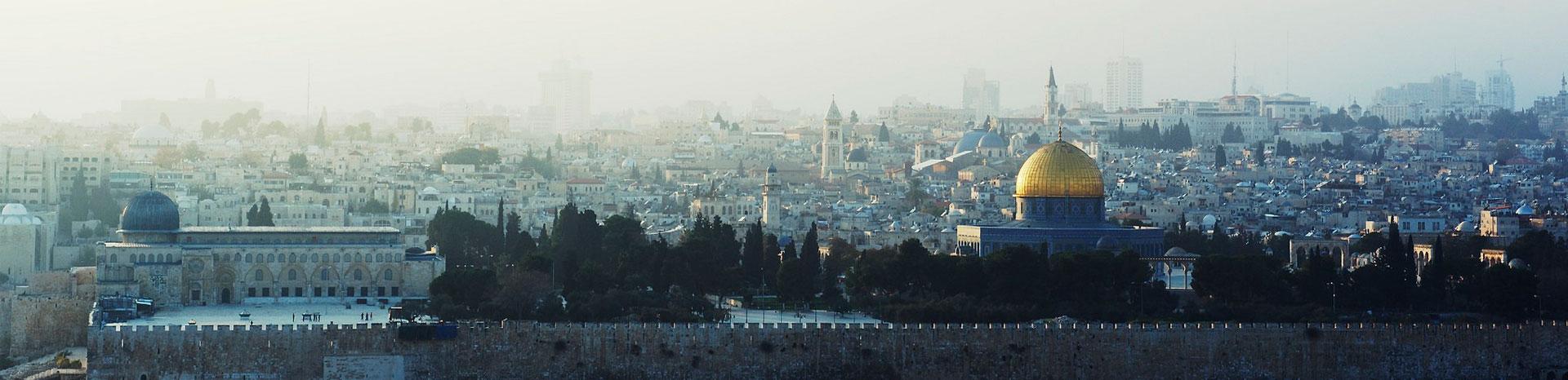 imagem de jerusalém