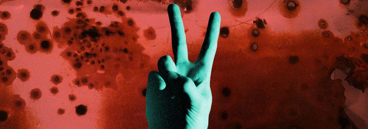 Palavras de Paz, Atos de Guerra