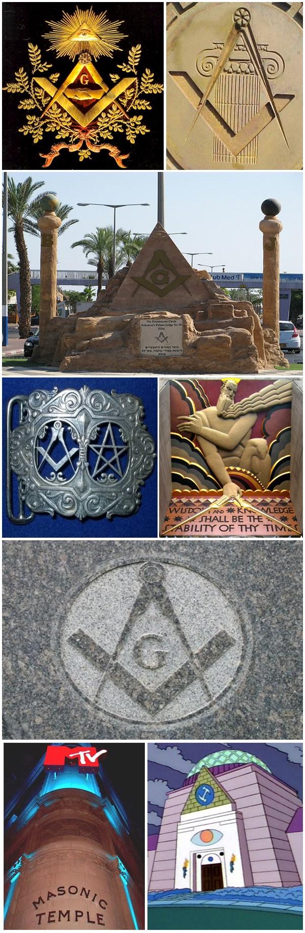 Illuminati maçônica Simbolismo